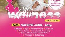 Moms Wellness Festival