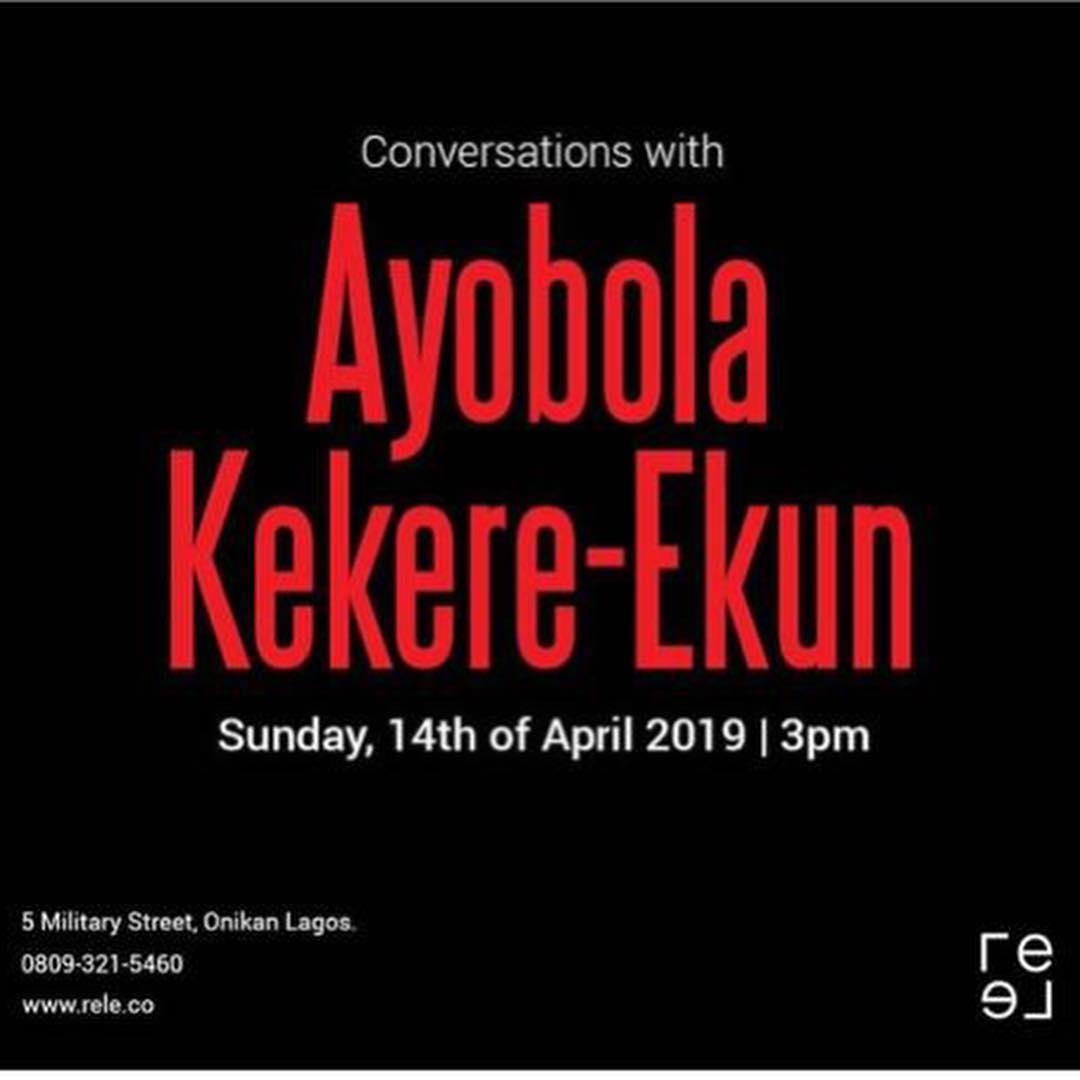 Conversations With Ayobola Kekere-Ekun