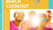 Colour Block Beach Cookout