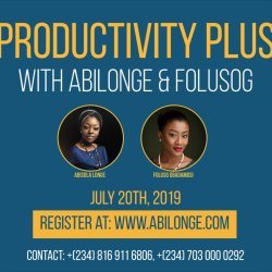Productivity Plus Life Seminar