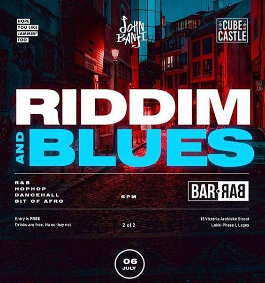 Riddim And Blues