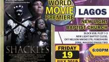 Shackles: World Movie Premiere