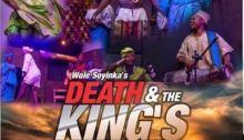 Wole Soyinka's Death & The King's Horseman