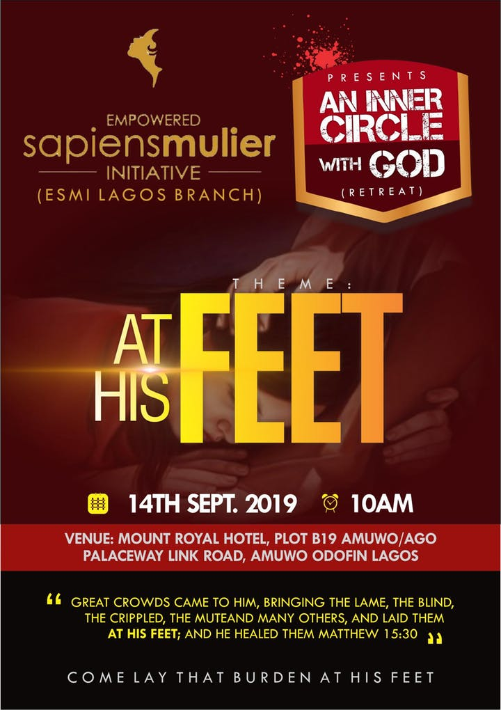 An Inner Circle with God
