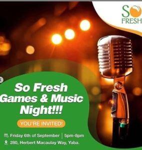 Games-Music-Night