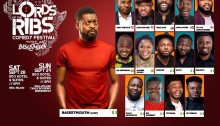 Lord Of The Ribs Comedy Festival