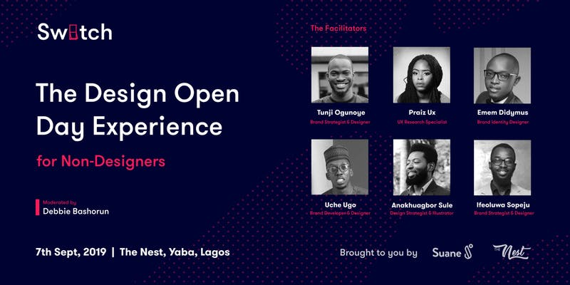 The Design Open Day Experience