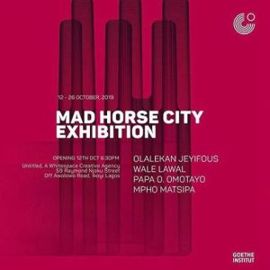Mad Horse City Exhibition