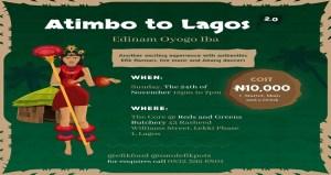Atimbo to Lagos 2.0