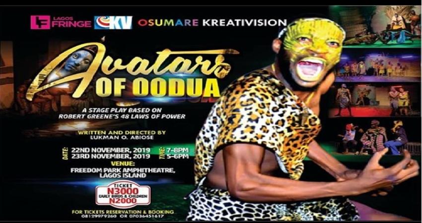Avators of Odudua