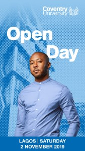 Coventry University Open Day