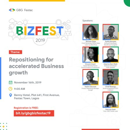 GBG Festac BizFest 19