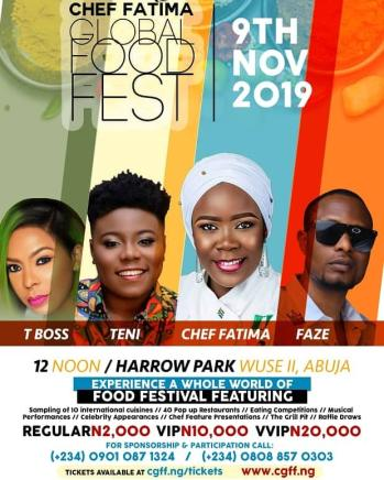 Global Food Fest