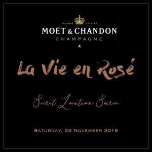 Moët & Chandon Secret Location Party