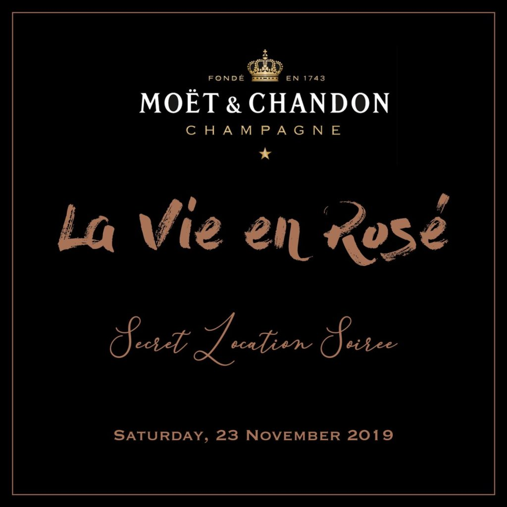 Moët & Chandon Secret Location Party