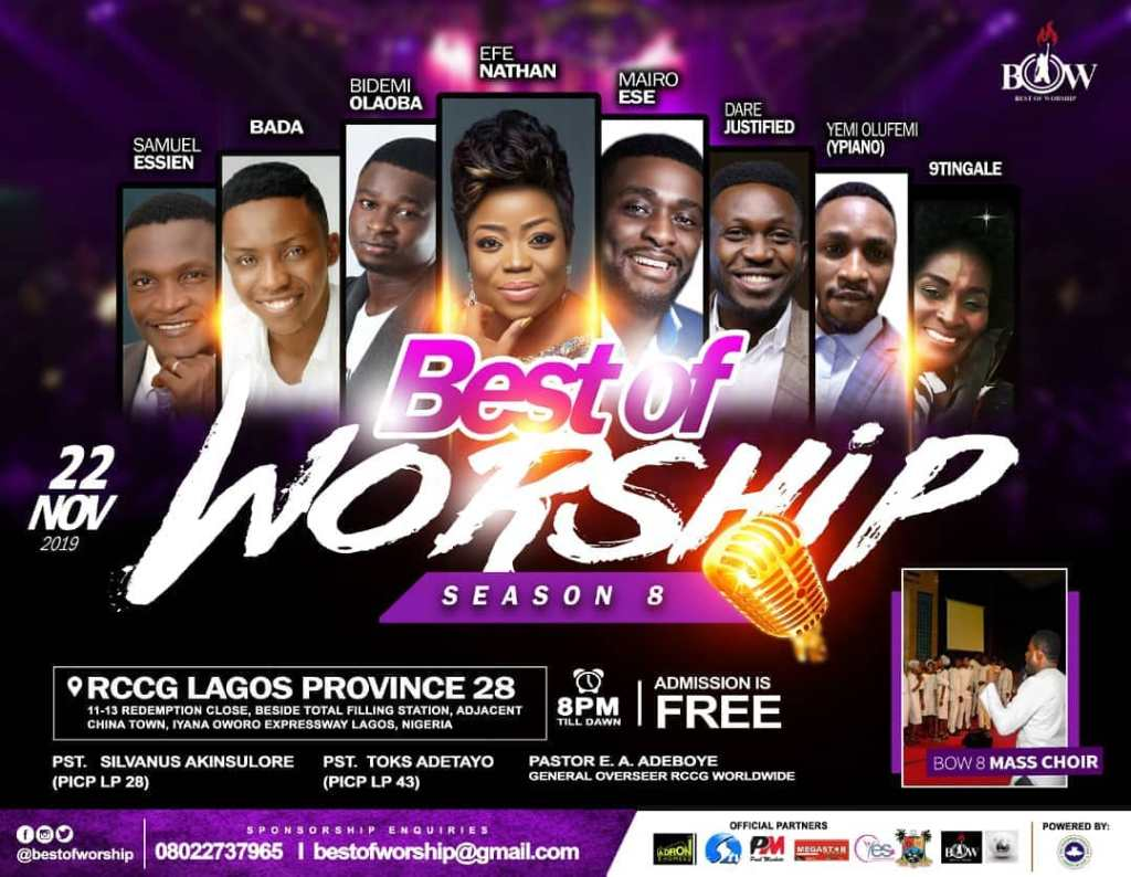 The Best of Worship 2019