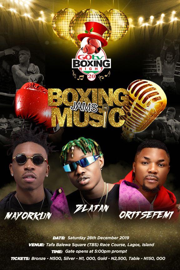 GOtv Boxing Music Festival