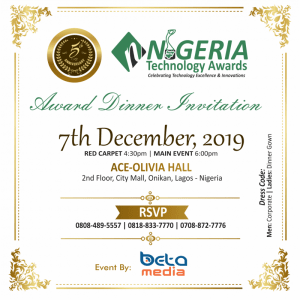 Nigeria Technology Awards