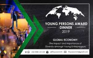 Young Persons Award and Dinner