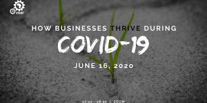 How businesses thrive during COVID-19