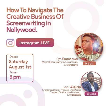 How to Navigate the Creative Business of Screenwriting in Nollywood