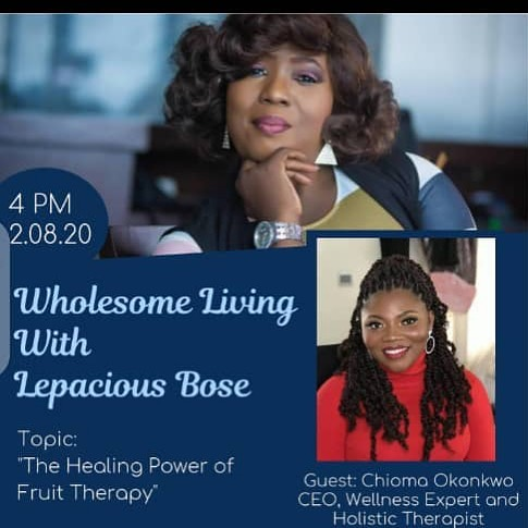 Wholesome Living with Lepacious Bose