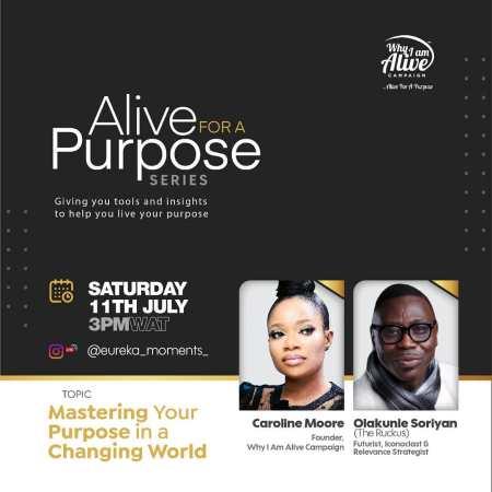 mastering your purpose