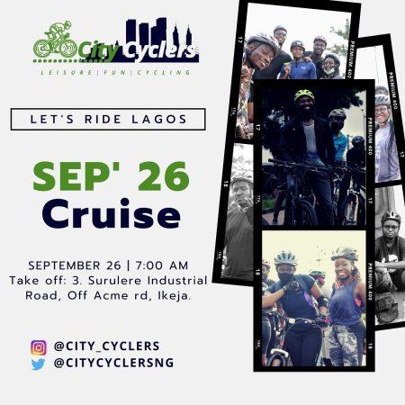 Let's Ride Lagos