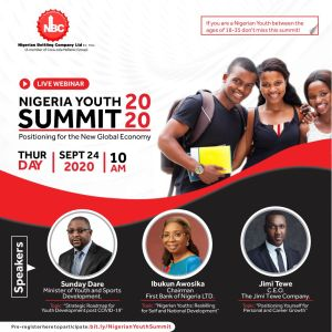 Nigeria Youth Summit 2020