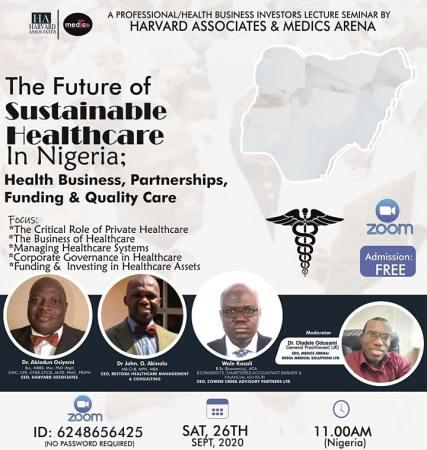 The Future of Sustainable Healthcare in Nigeria