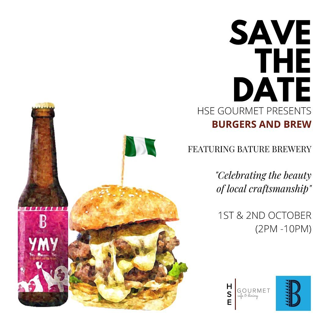 Burgers and Brew