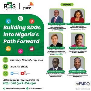 Building Sdgs Into Nigeria's Path Forward