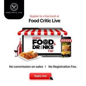 Chow Black Online Food And Drinks Fair
