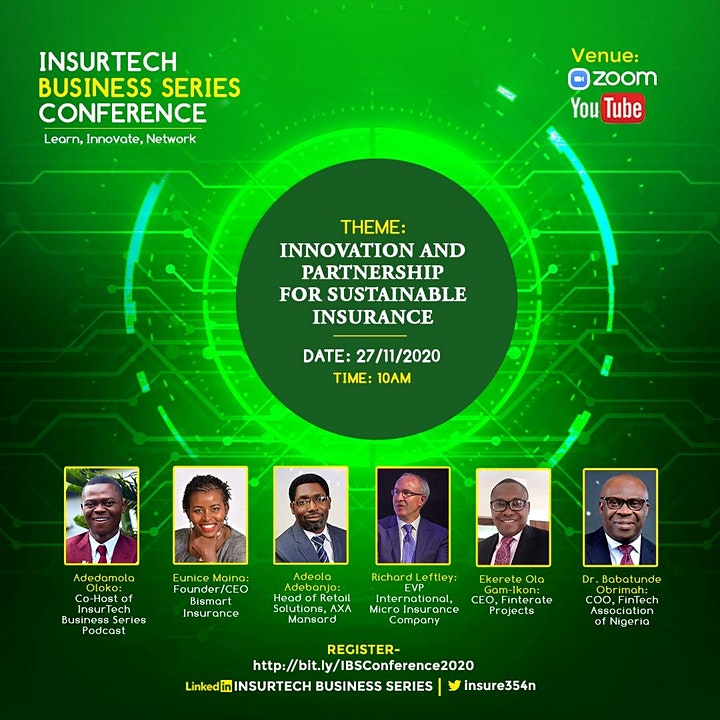 InsurTech Business Series Conference 2020