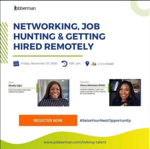 Networking, Job Hunting, And Getting Hired Remotely