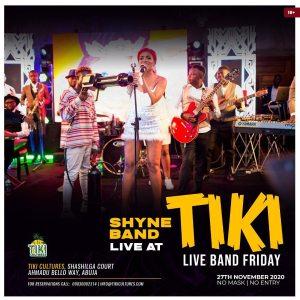 Tiki Live Band Friday