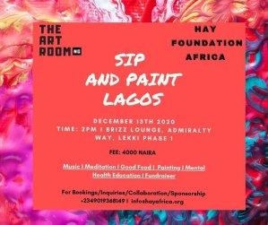 Sip & Paint Lagos