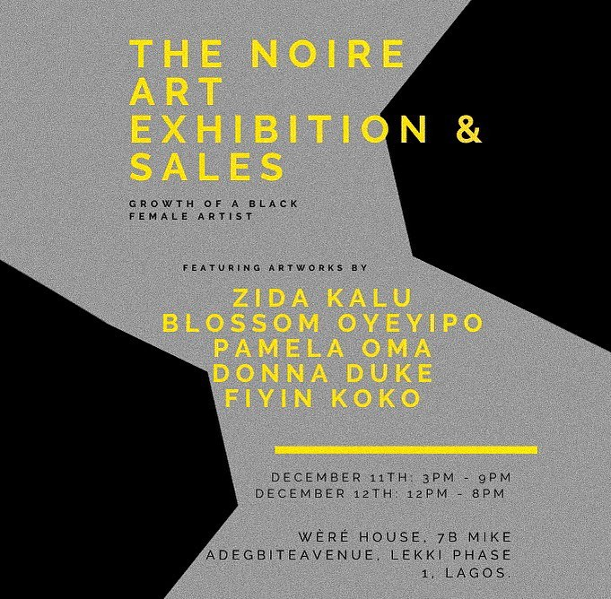 The Noire Art Exhibition & Sales