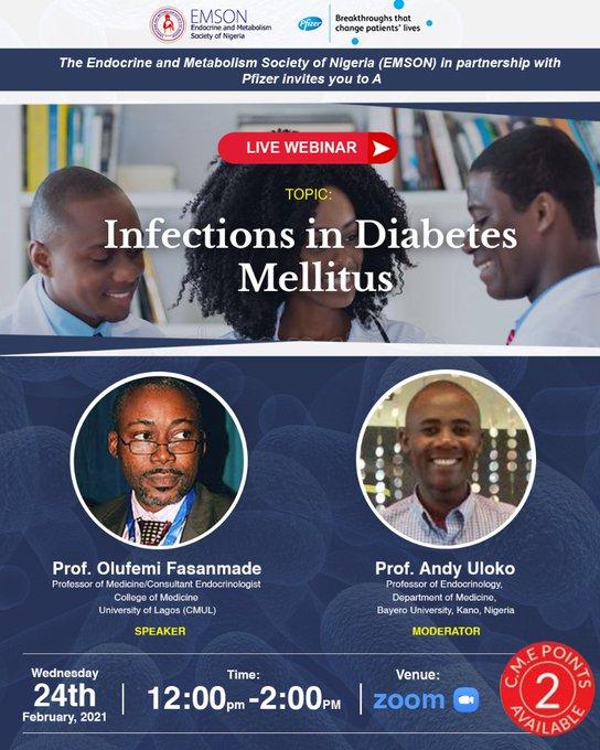 Infections In Diabetes Mellitus