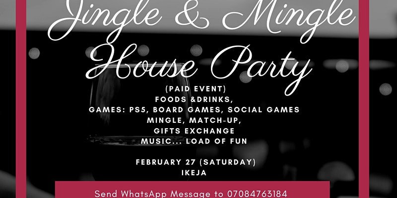 Jingle & Mingle House Party
