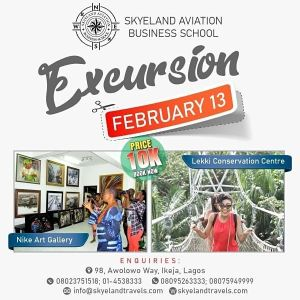 Nike Art Gallery & Lekki Conservation Centre Excursion