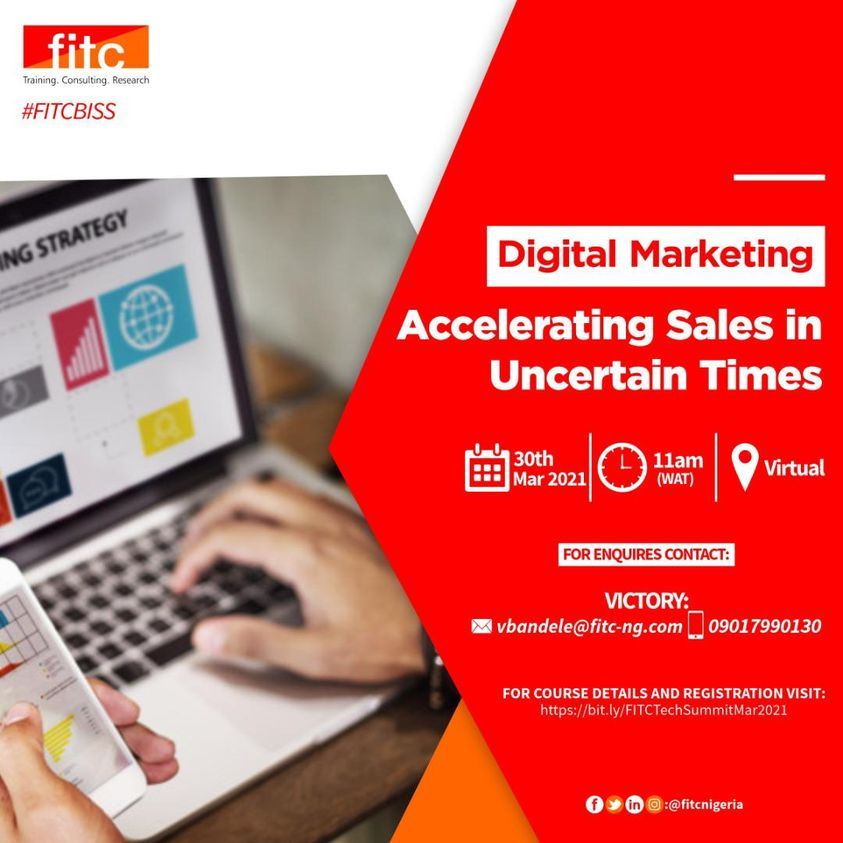 Accelerating Sales In Uncertain Times