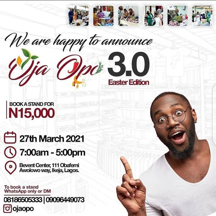 Oja Opo 3.0 – Easter Edition