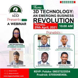3d Technology: An Emerging Business Revolution