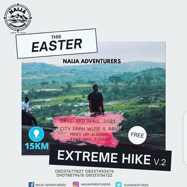 Extreme Hike V2