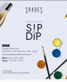 Sip & Dip