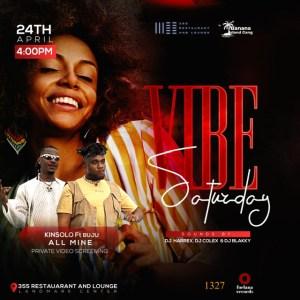 Vibe Saturday