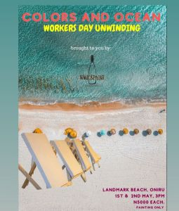 Colors and Ocean Workers Day Unwinding