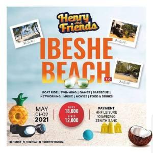 Ibeshe Beach 1.0