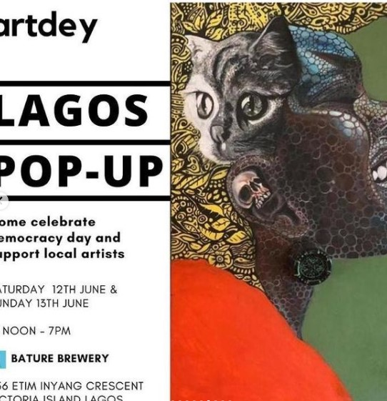 Lagos Pop-Up